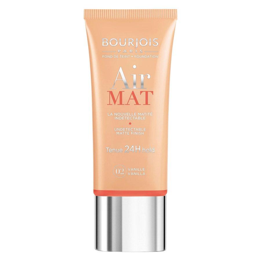 Bourjois Air Mat Foundation 02 Vanilla (30 ml)