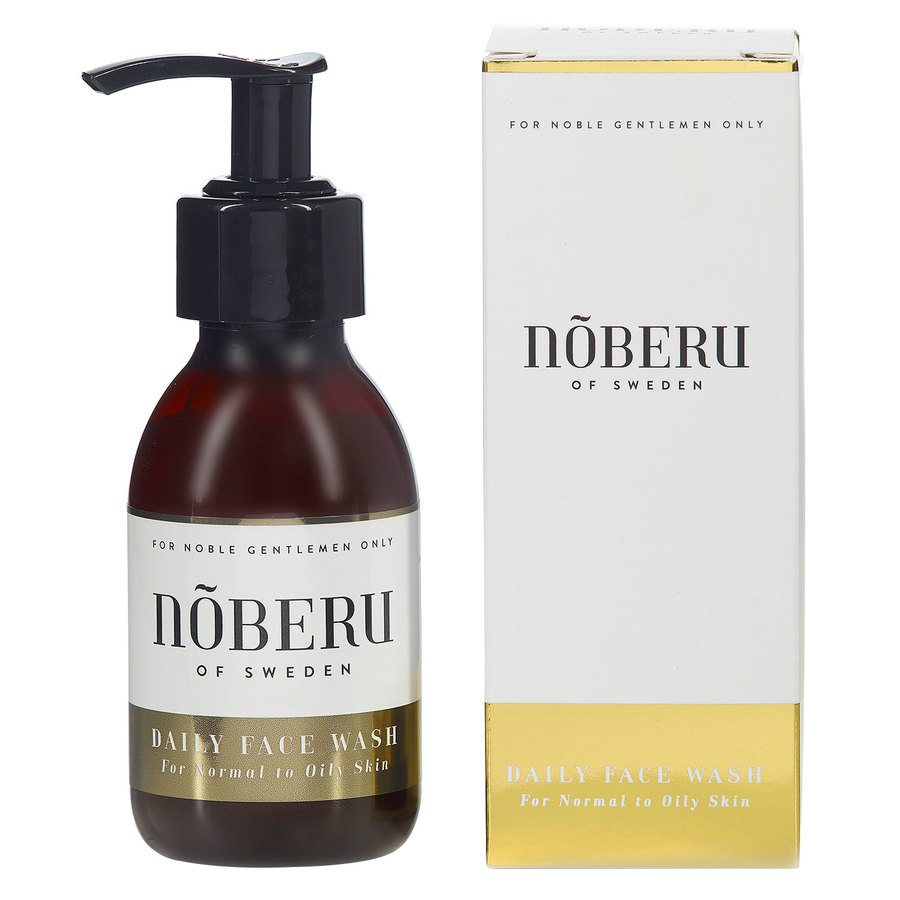 Nöberu of Sweden Daily Face Wash (125 ml)