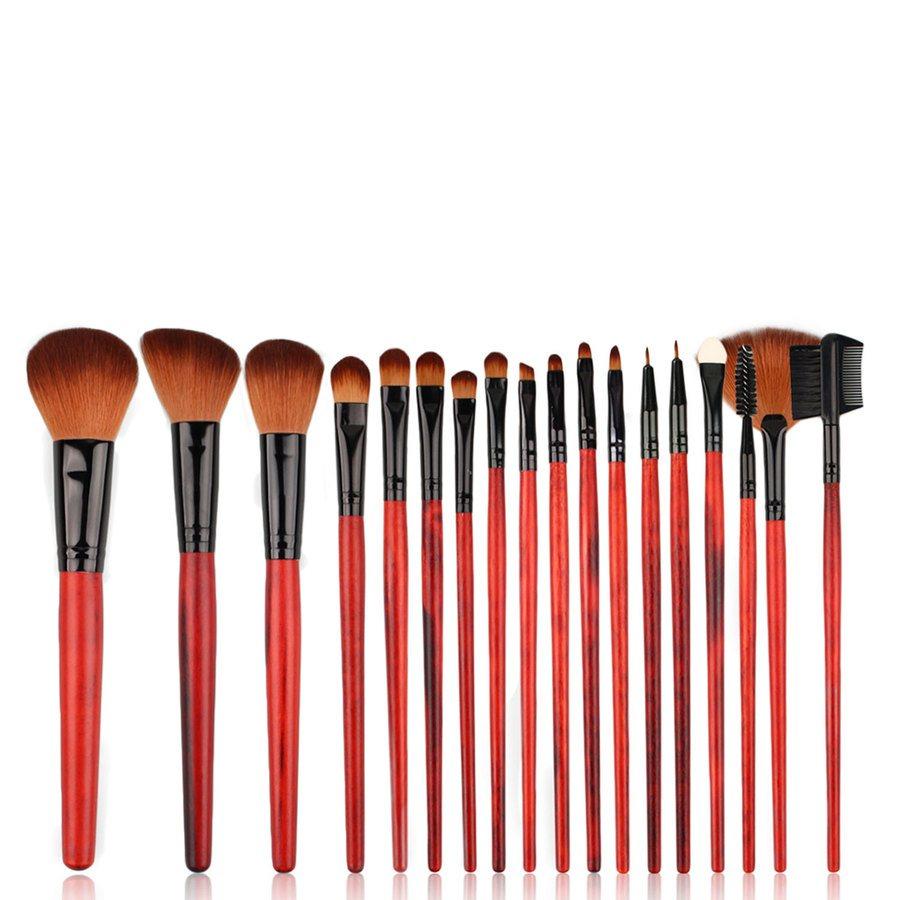 Smashit Cosmetic Brush Set 18części