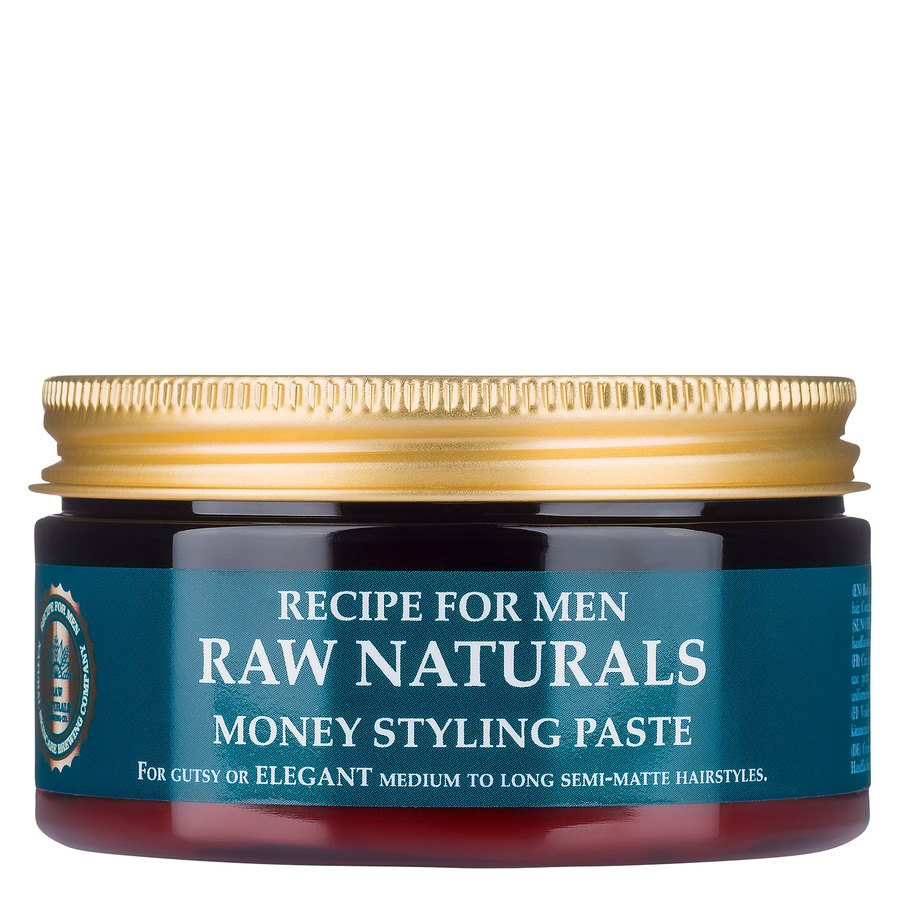 Raw Naturals Money Styling Paste (100 ml)