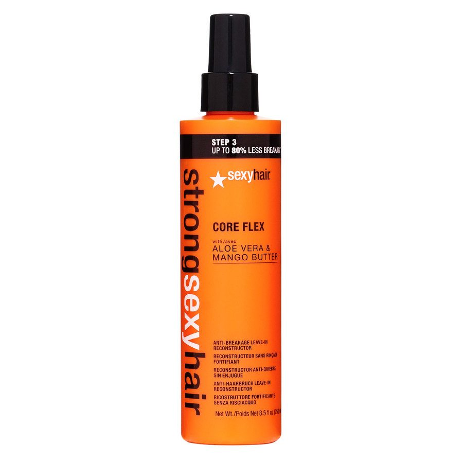 Strong Sexy Hair Core Flex Anti-breakage Leave-in Reconstructor (250 ml)