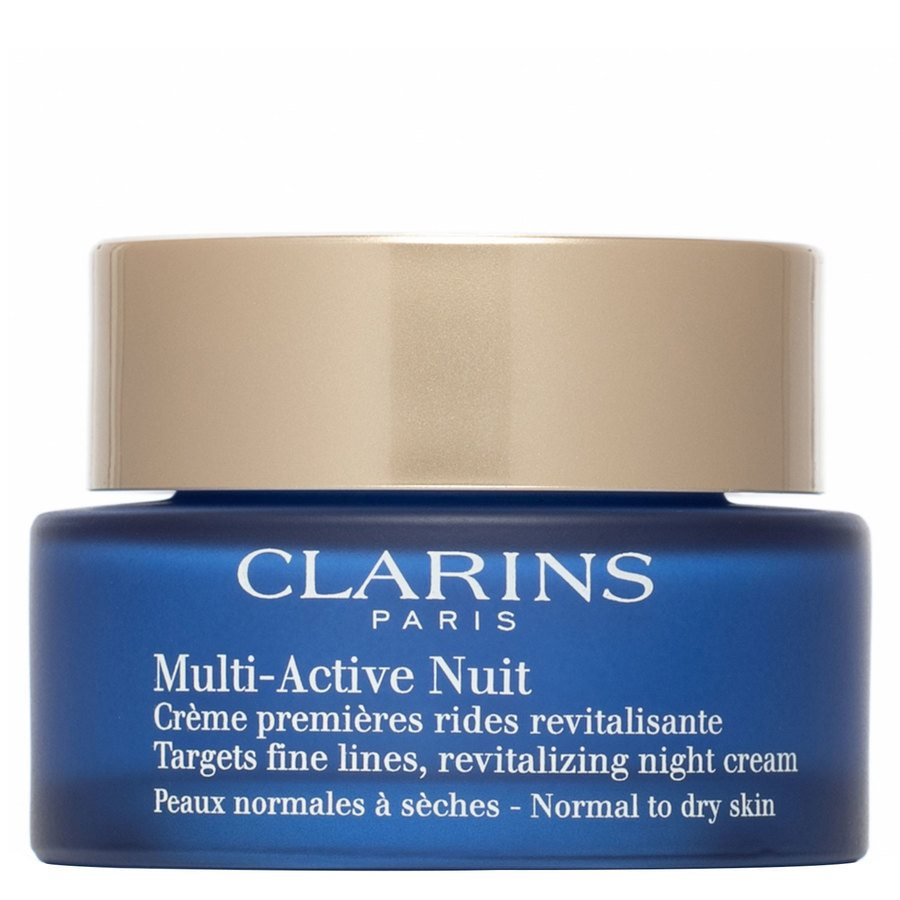 Clarins Multi-Active Night Cream Comfort Dry Skin (50ml)