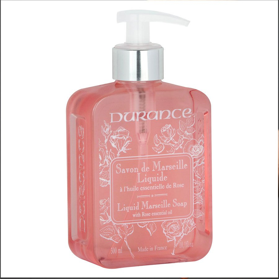 Durance Liquid Marseille Soap With Rose (300 ml)