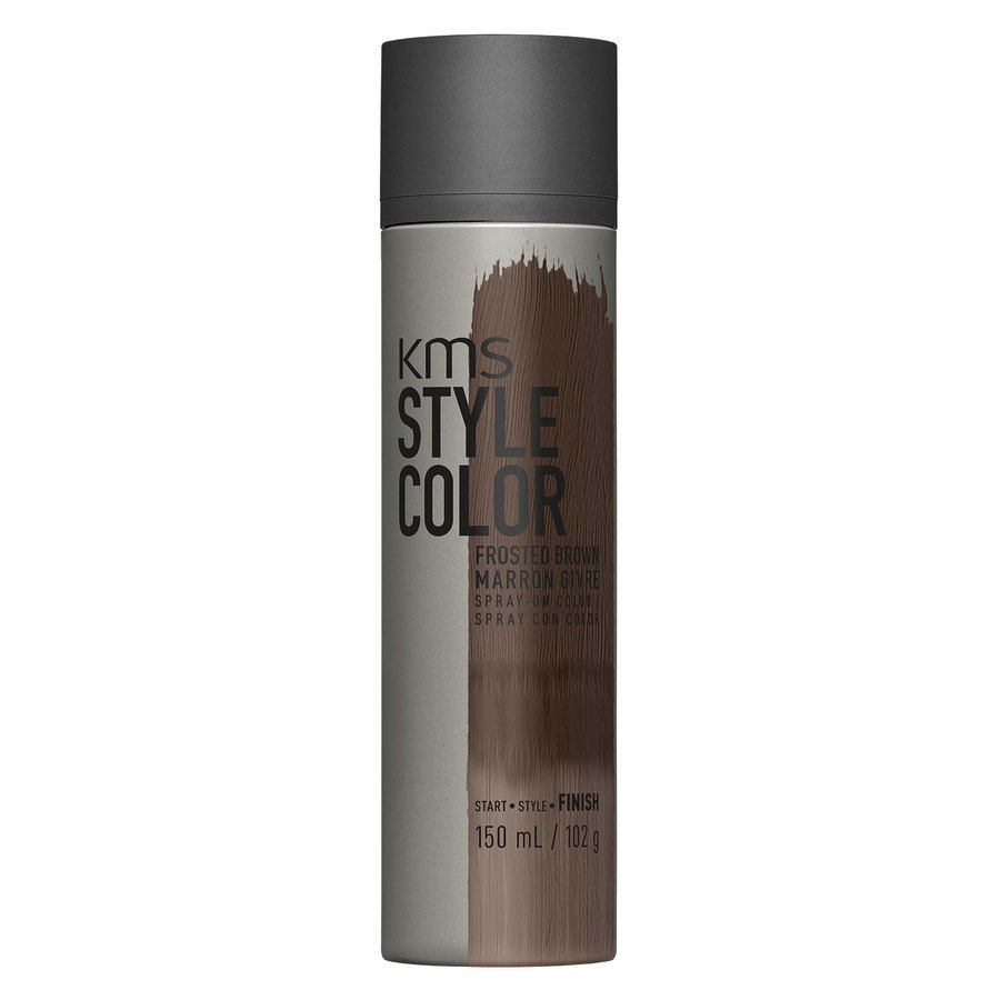 KMS StyleColor Frosted Brown (150 ml)