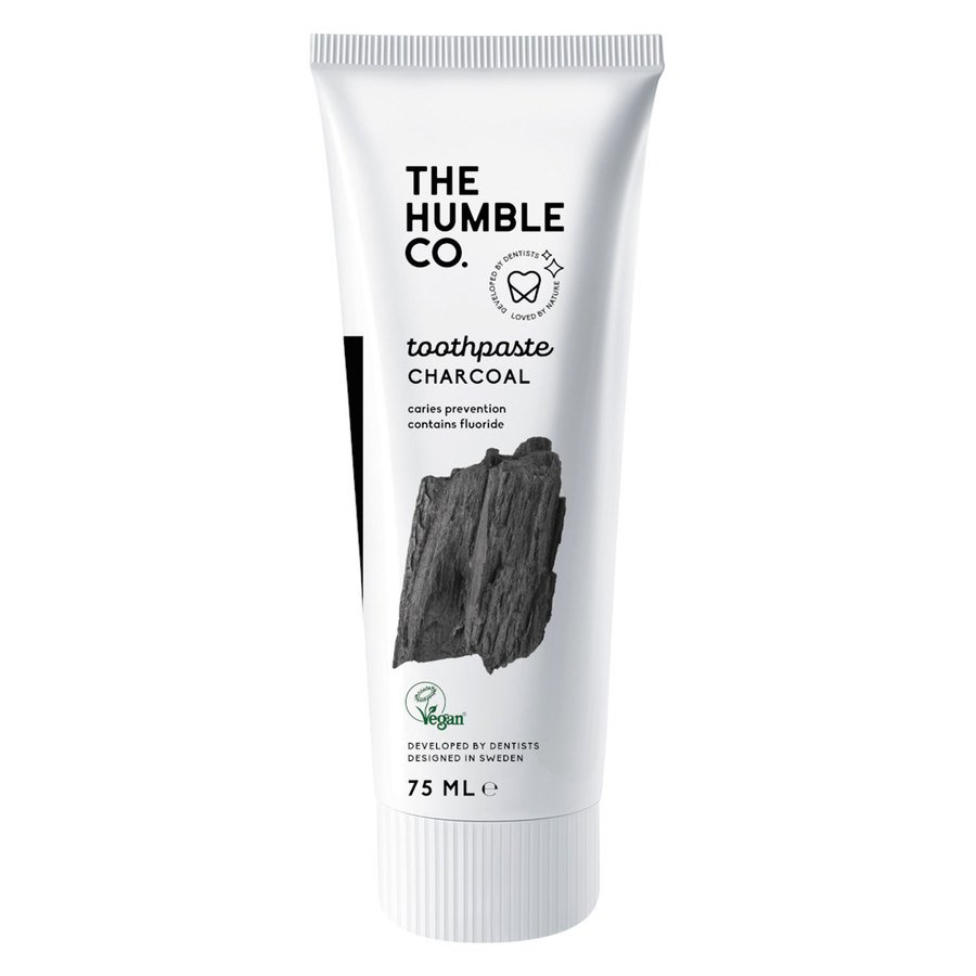 The Humble Co. Humble Natural Toothpaste Charcoal 75 ml