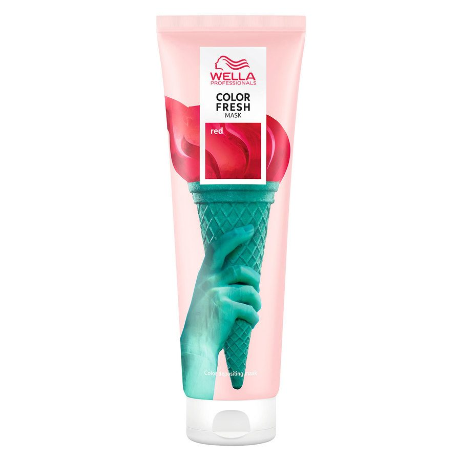 Wella Professionals Color Fresh Mask Red (150 ml)