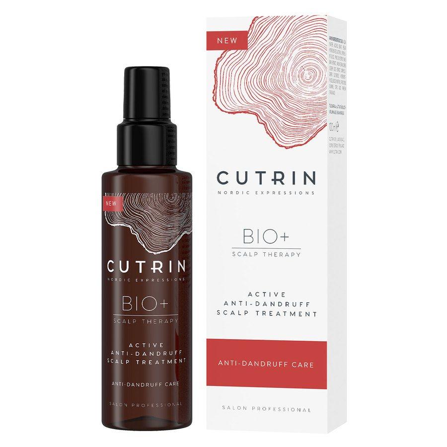 Cutrin BIO+ Active Anti-Dandruff Scalp Treatment (100ml)