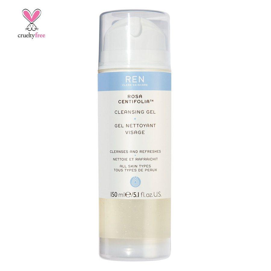 REN Clean Skincare Rosa Centifolia Cleansing Gel (150 ml)