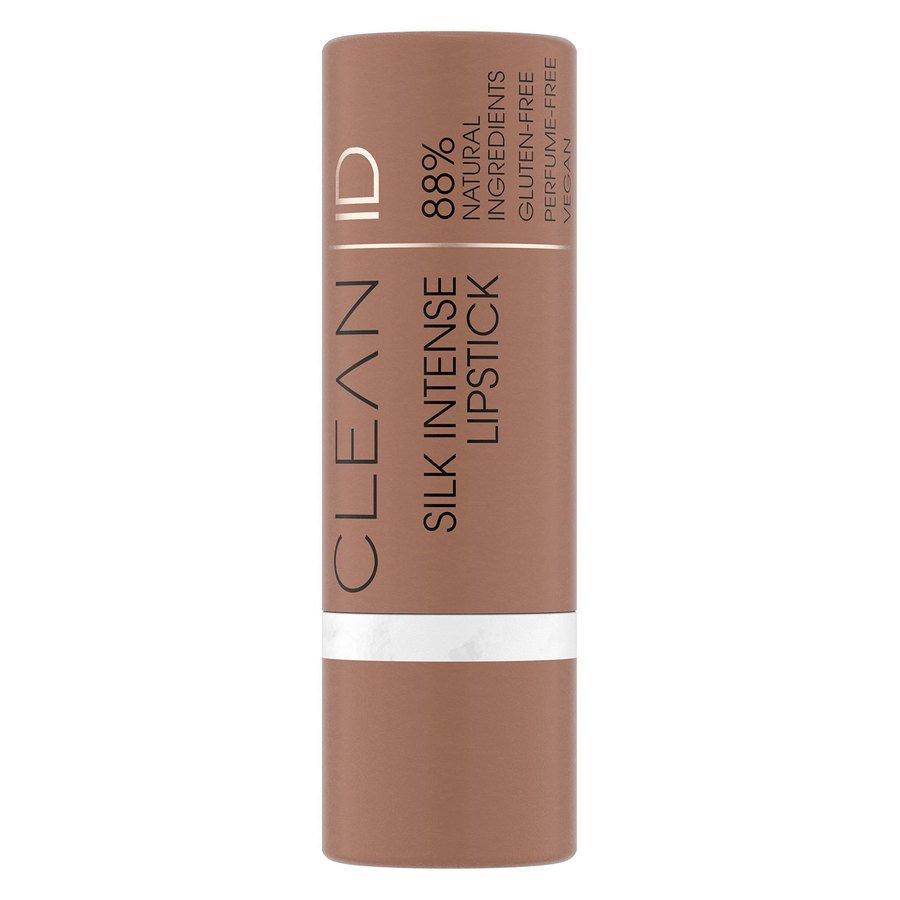 Catrice Clean ID Silk Intense Lipstick 3,3g, 010 Mocha Delight