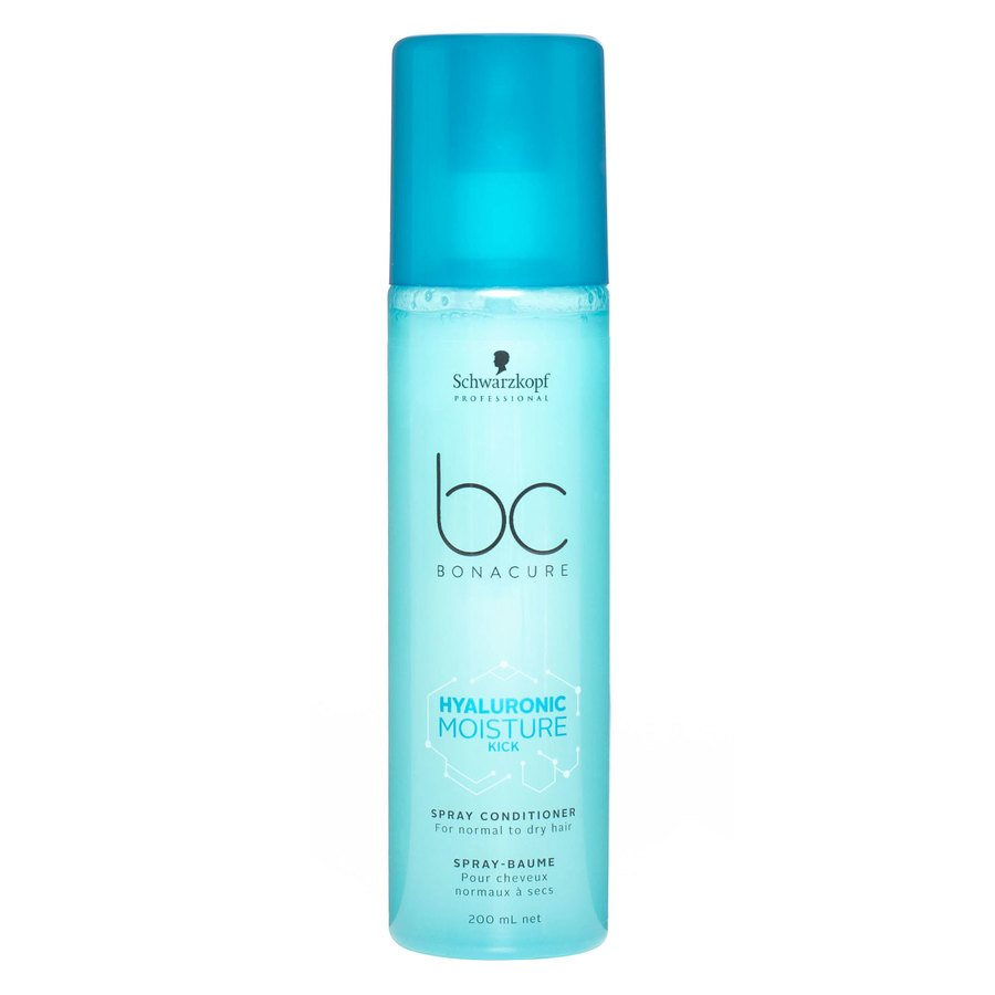 Schwarzkopf BC Bonacure Moisture Kick Balsam Moisture Spray (200 ml)