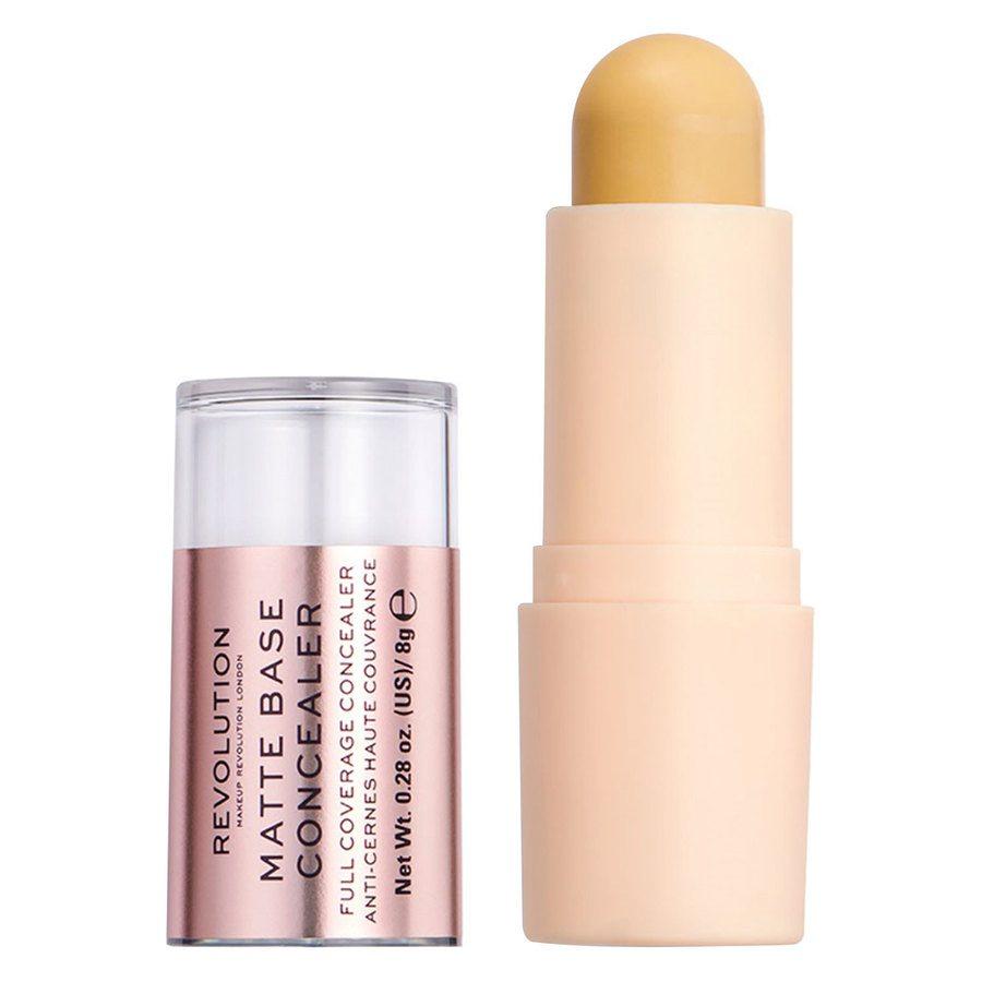 Makeup Revolution Matte Base Concealer, C8.5