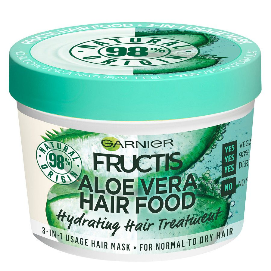Garnier Fructis Hair Food Mask Aloe Vera (390 ml)