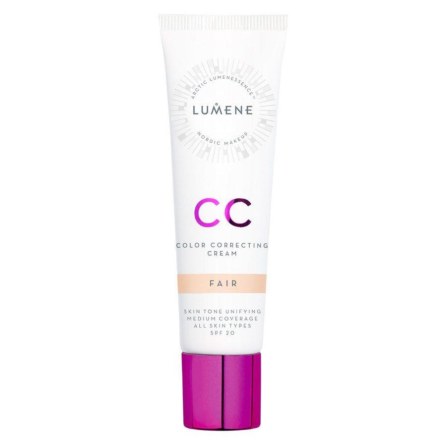 Lumene CC Color Correcting Cream Fair SPF 20 (30 ml)