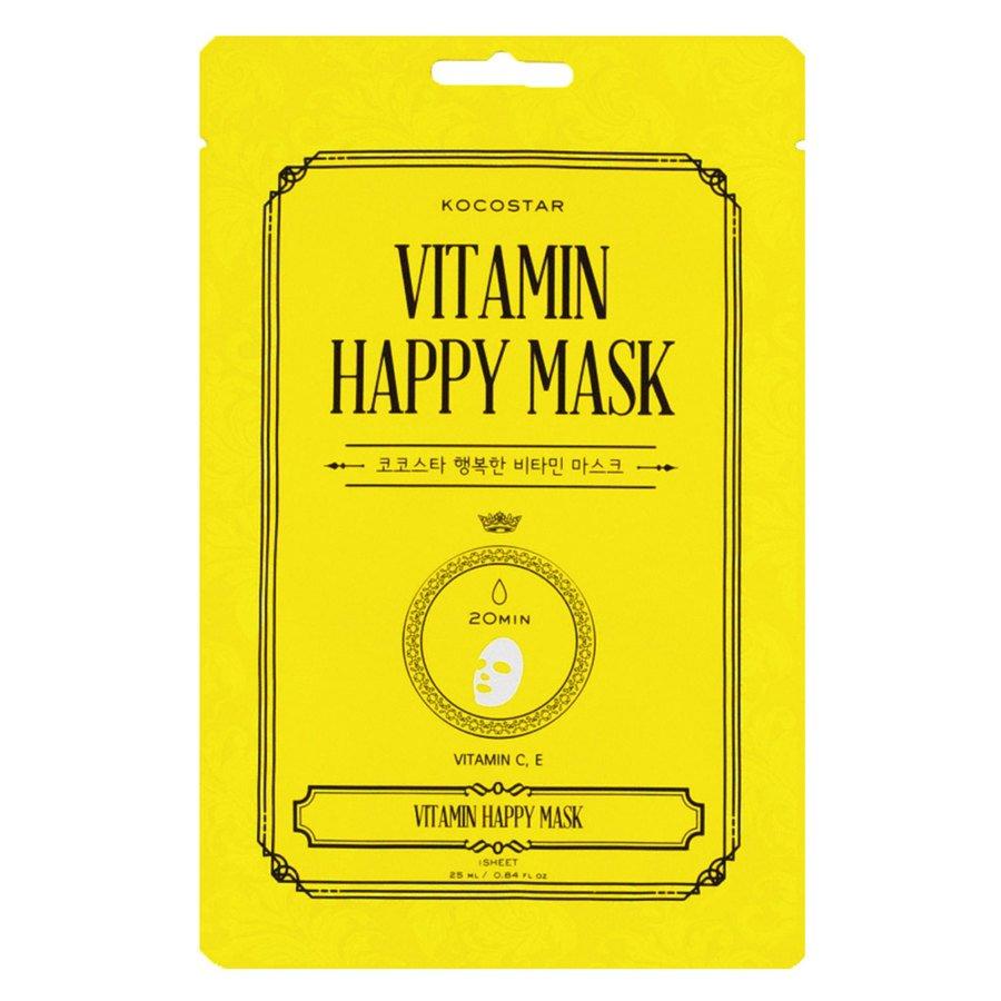 Kocostar Vitamin Happy Mask (25 ml)