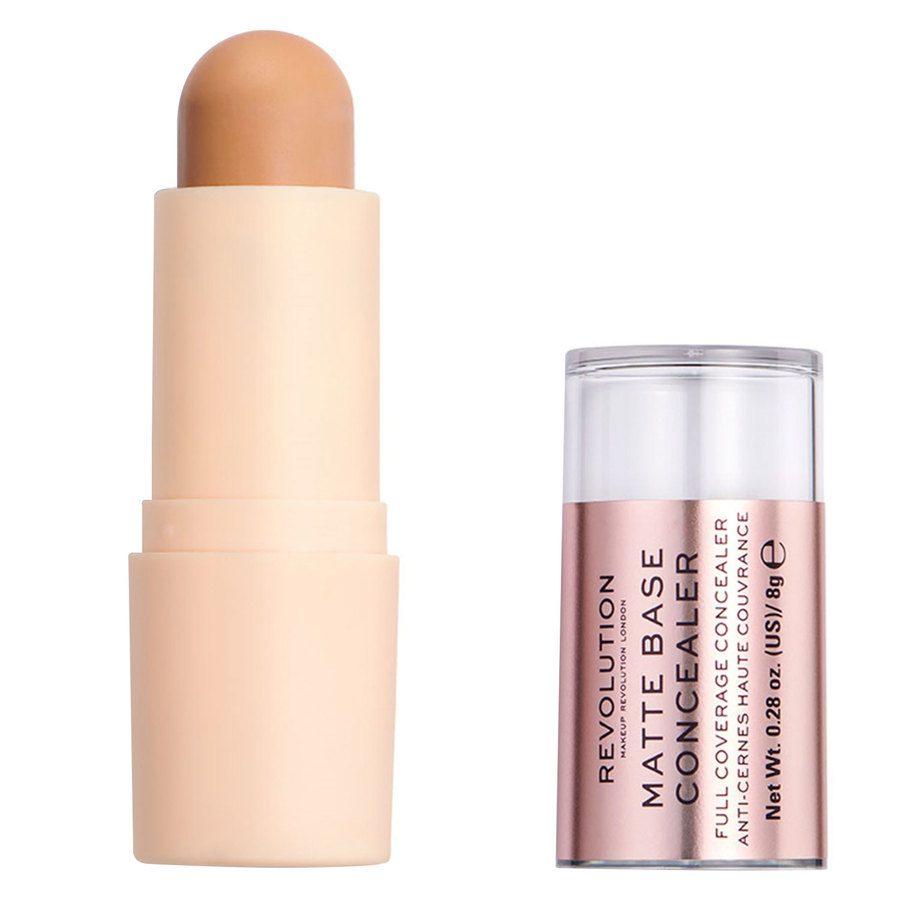 Makeup Revolution Matte Base Concealer, C9
