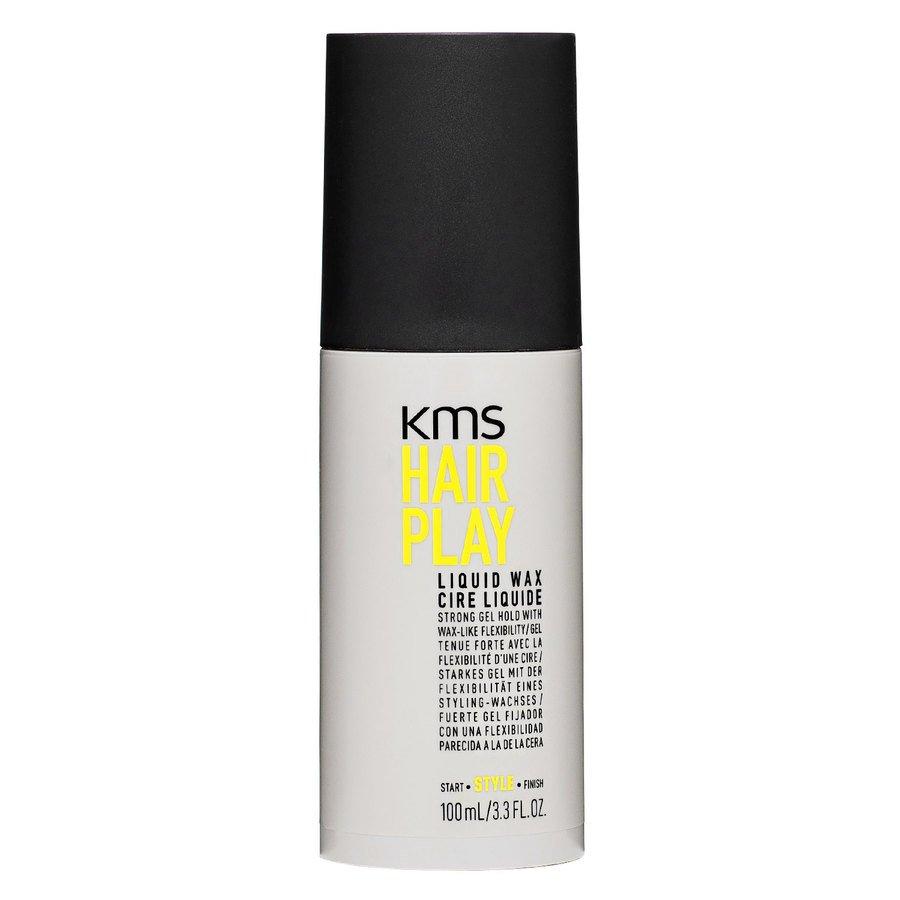 KMS HairPlay Liquid Wax (100ml)