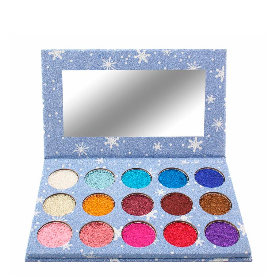 Smashit 15 Color Glitter Palette Mix 2