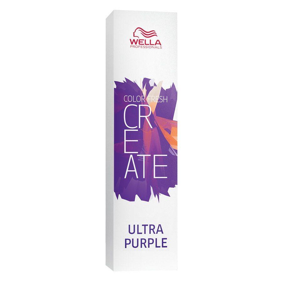 Wella Professionals Color Fresh Create Ultra Purple (60 ml)