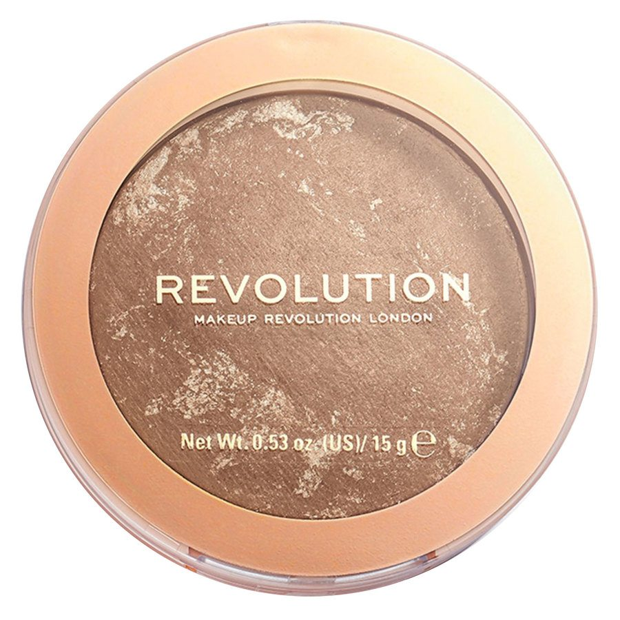 Makeup Revolution Bronzer Reloaded, Take a Vacation (15 g)