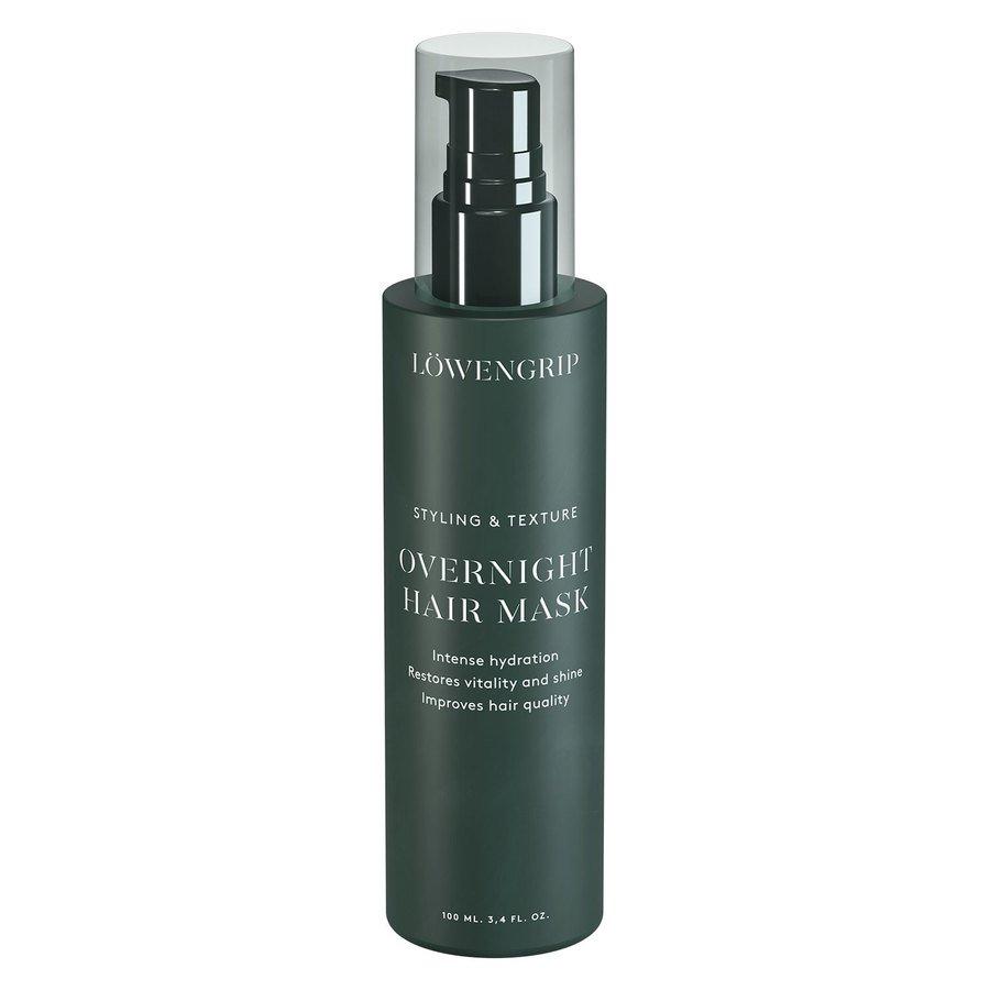 Löwengrip Styling & Texture Overnight Hair Mask (100 ml)