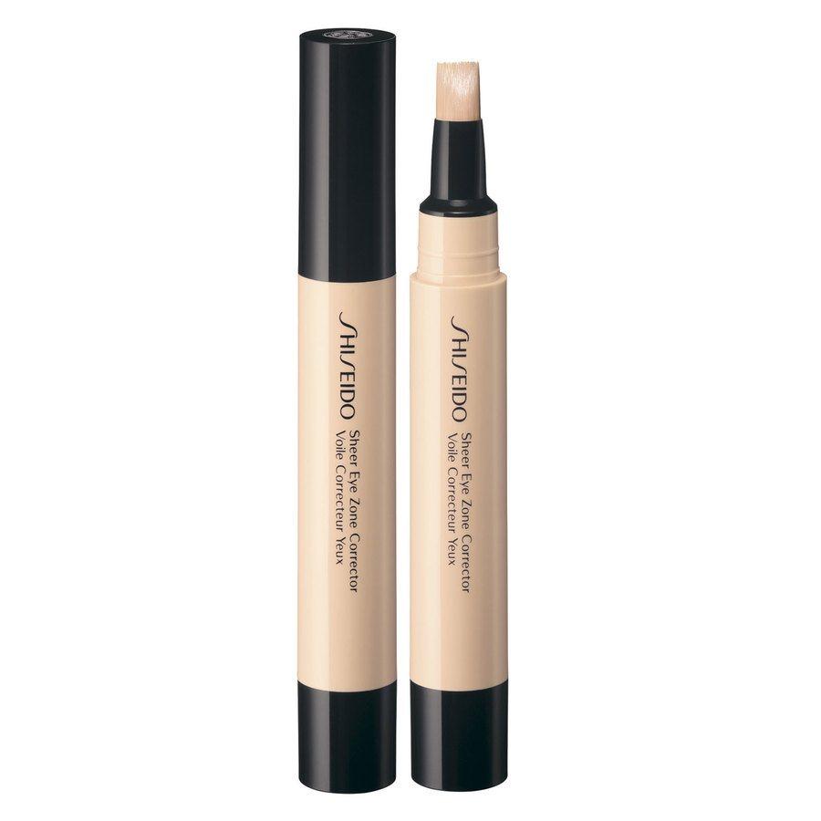 Shiseido Sheer Eye Zone Corrector, #106 Warm Beige (3,8g)