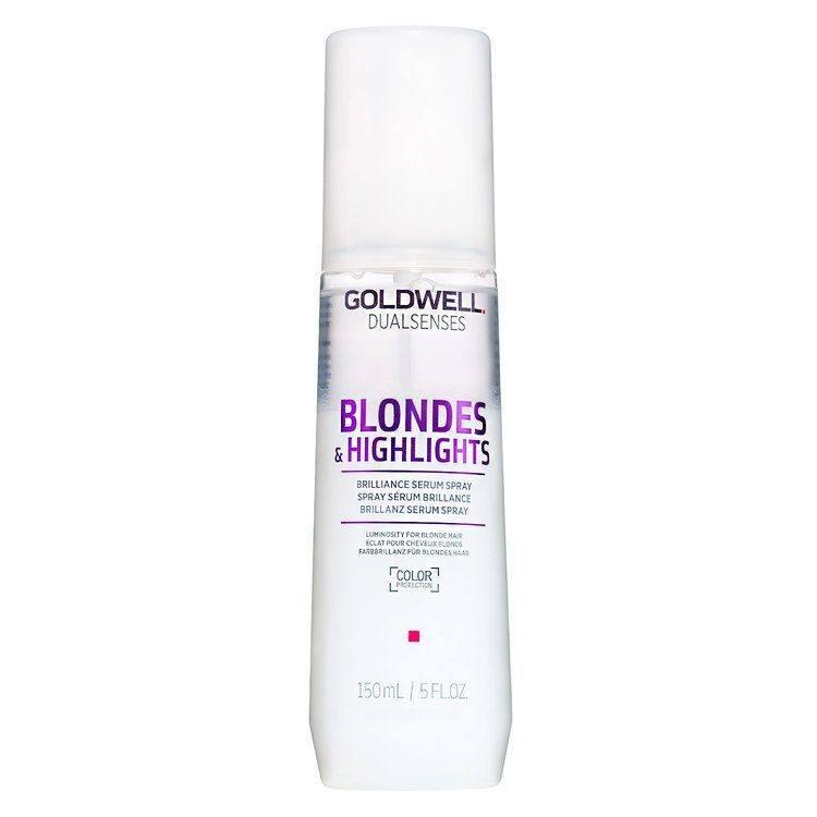Goldwell Dualsenses Blondes & Highlights Brilliance Serum Spray (150 ml)