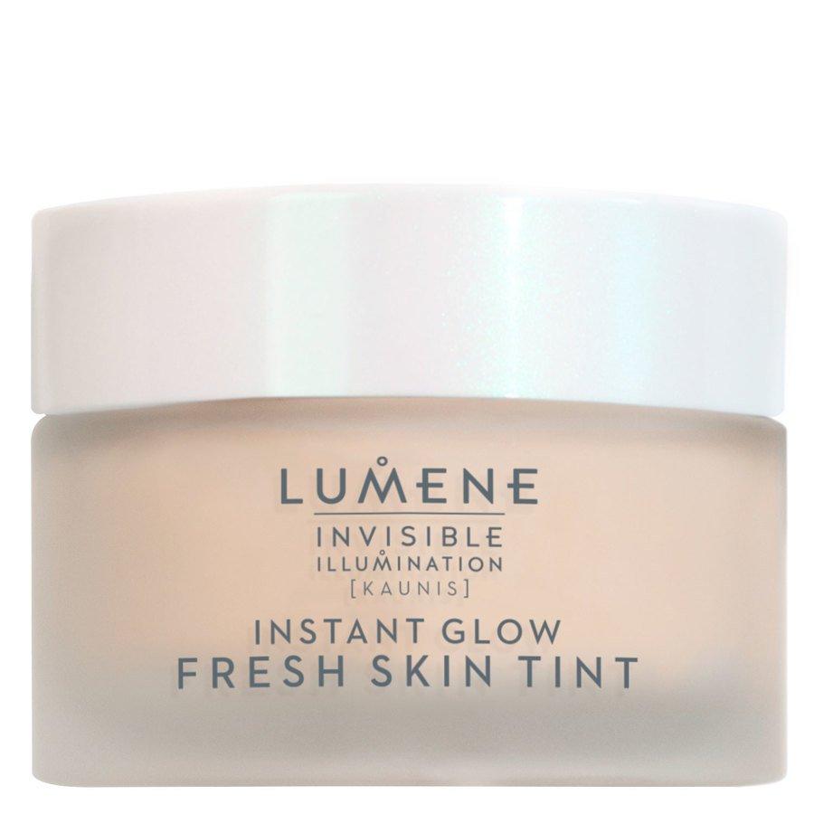 Lumene Instant Glow Fresh Skin Tint, Universal Dark 30ml