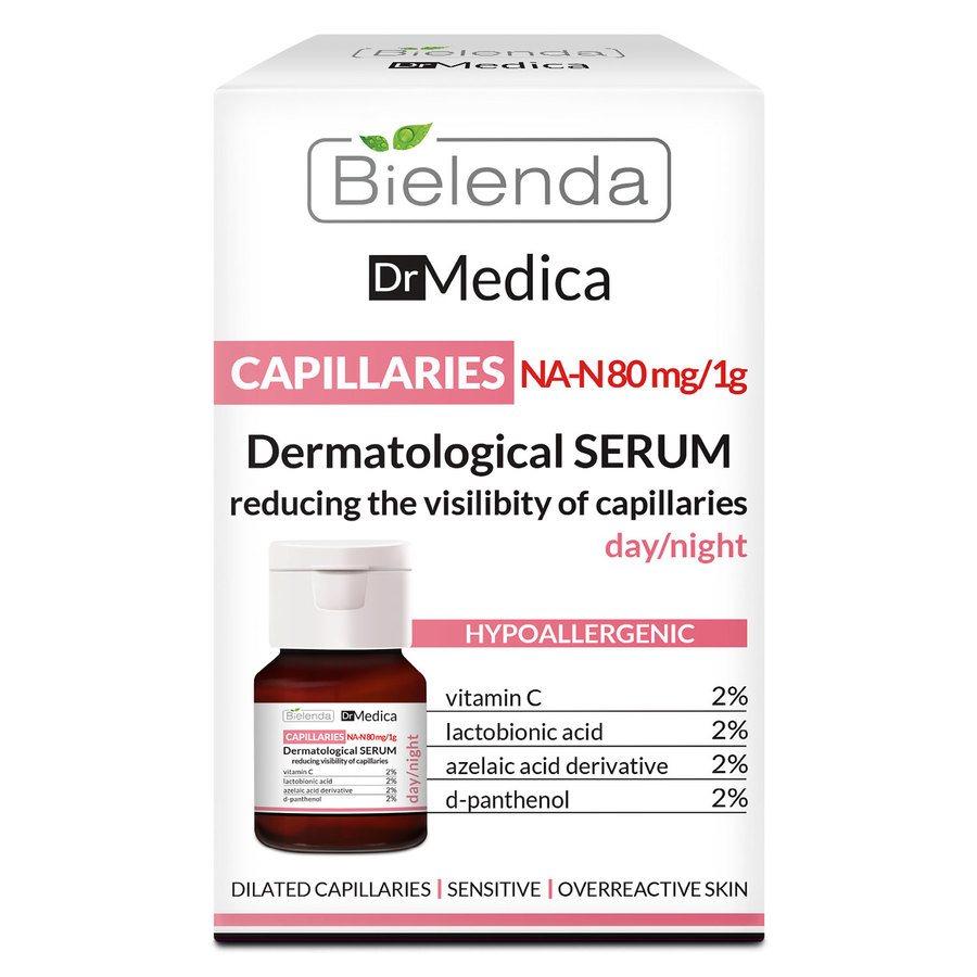 Bielenda Dr Medica Capillary Skin Dermatologic Anti-Redness Face Serum 30ml