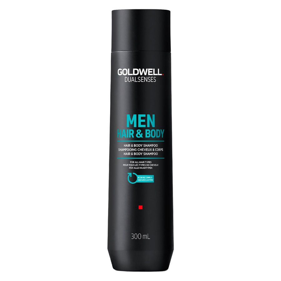 Goldwell Dual Senses For Men Hair & Body Szampon (300ml)