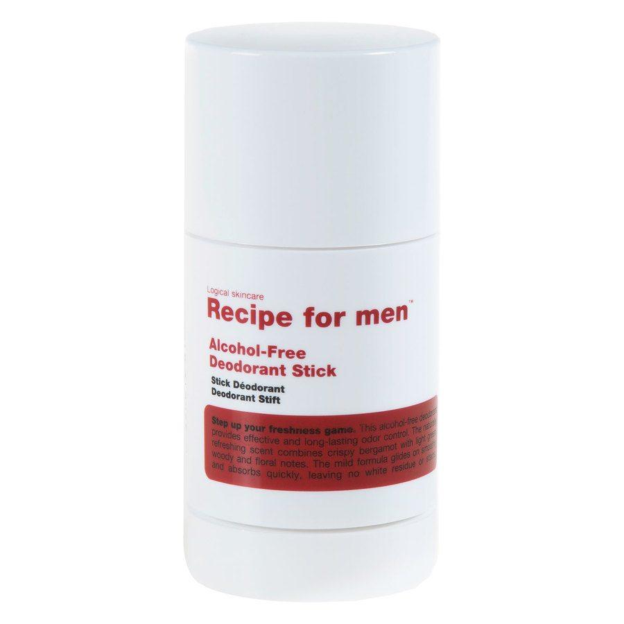 Recipe For Men Deodorant Stick 75ml