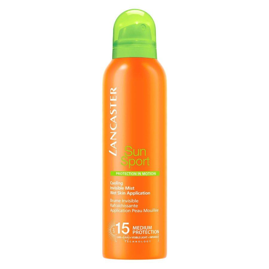 Lancaster Sun Sport Cooling Invisible Mist Wet Skin Application SPF15 (200 ml)
