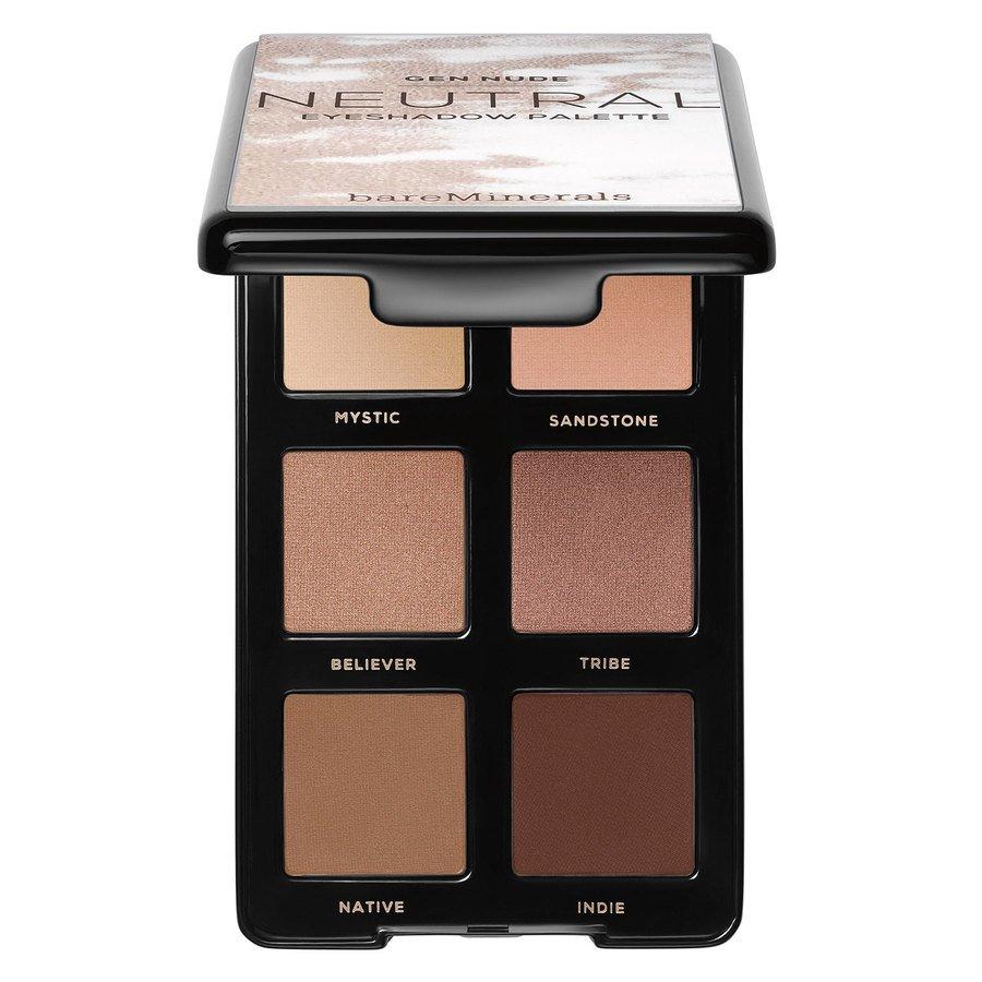 BareMinerals Gen Nude Eyeshadow Palettes Light To Medium 6,6g