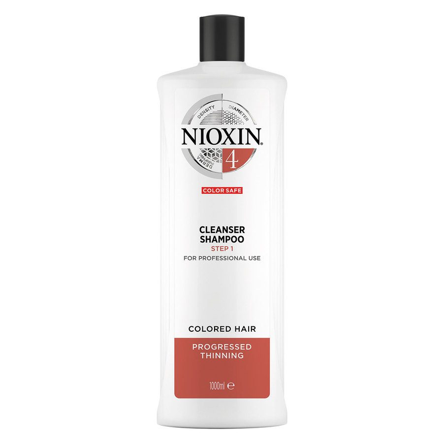 Nioxin System 4 Cleanser Szampon (1000 ml)