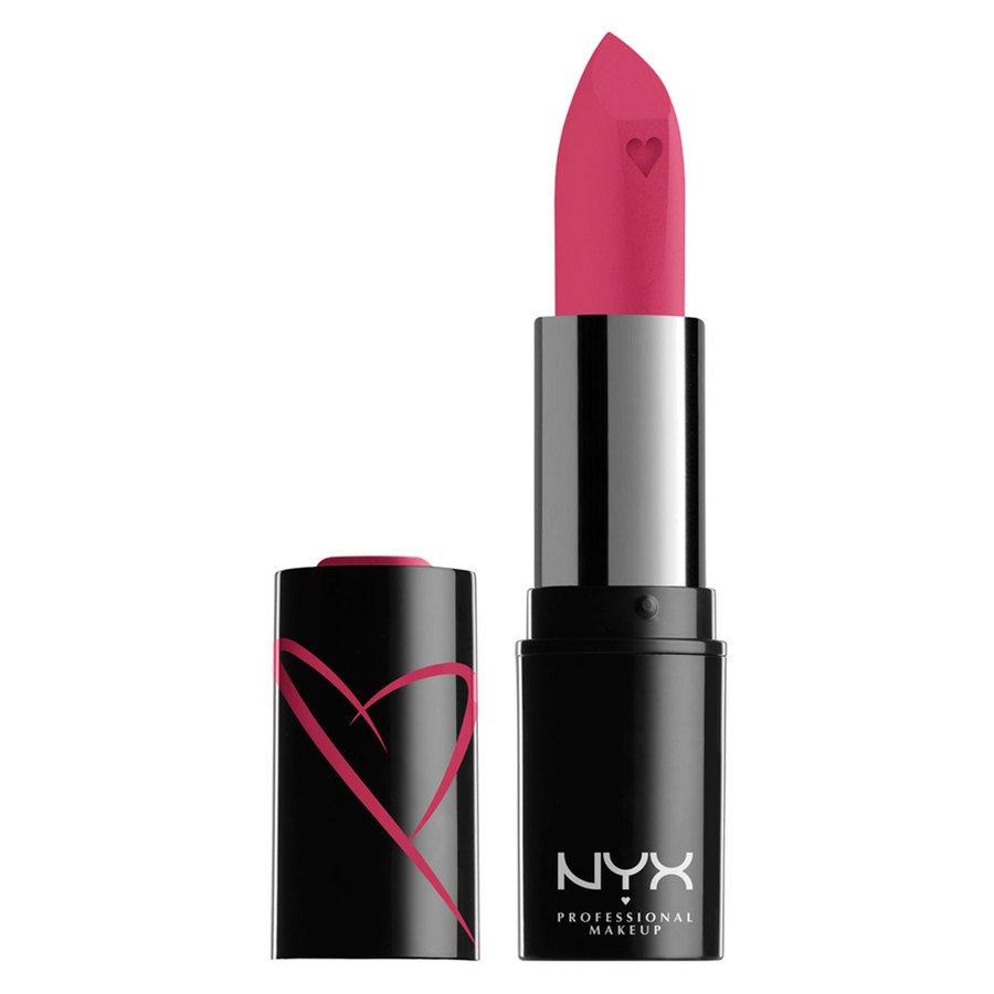 NYX Professional Makeup Shout Loud Lipstick 21st (3.5 g)