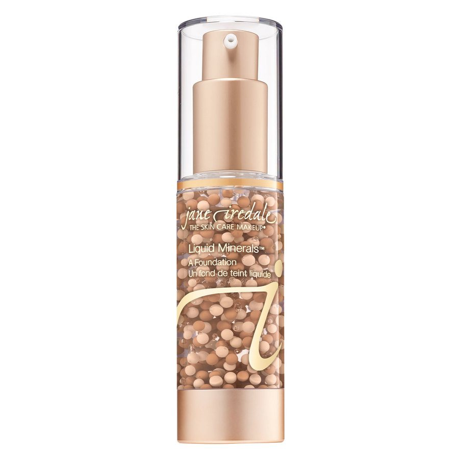Jane Iredale Liquid Mineral Foundation (30 ml), Natural
