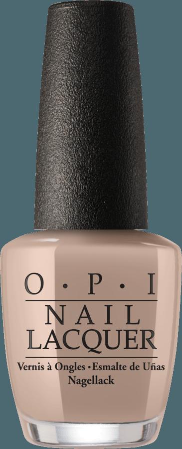 OPI Nail Polish, Coconuts Over OPI, NLF89