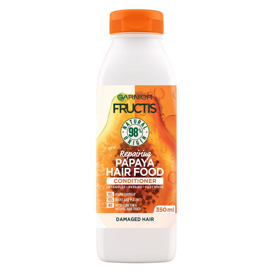 Garnier Fructis Hair Food Conditioner Papaya (350 ml)