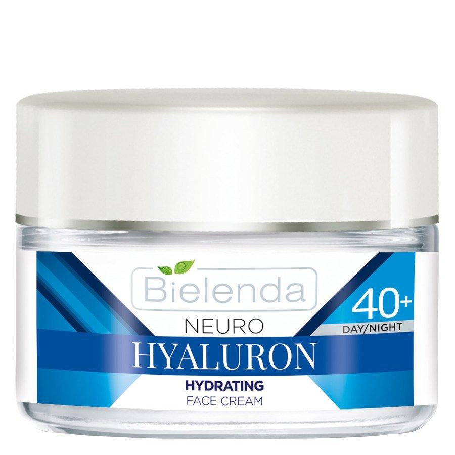 Bielenda Neuro Hyaluron Hydrating Face Cream 40+ Day / Night 50ml