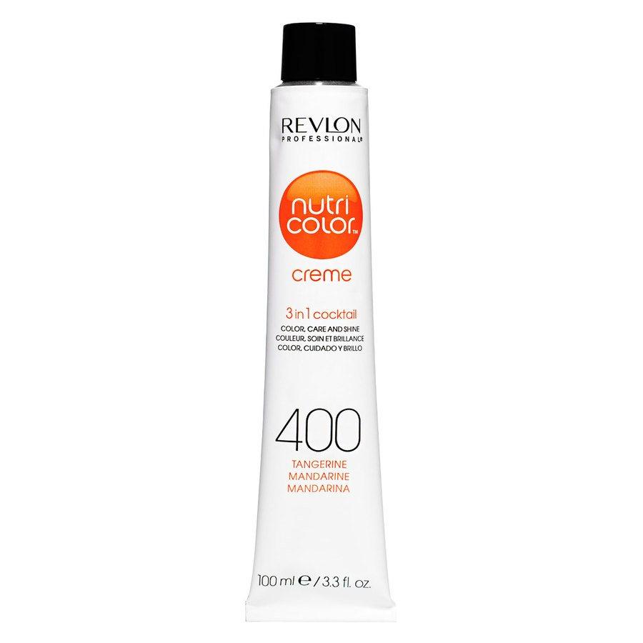 Revlon Professional Nutri Color Creme, #400 Tangerine/Mandarine (100ml)