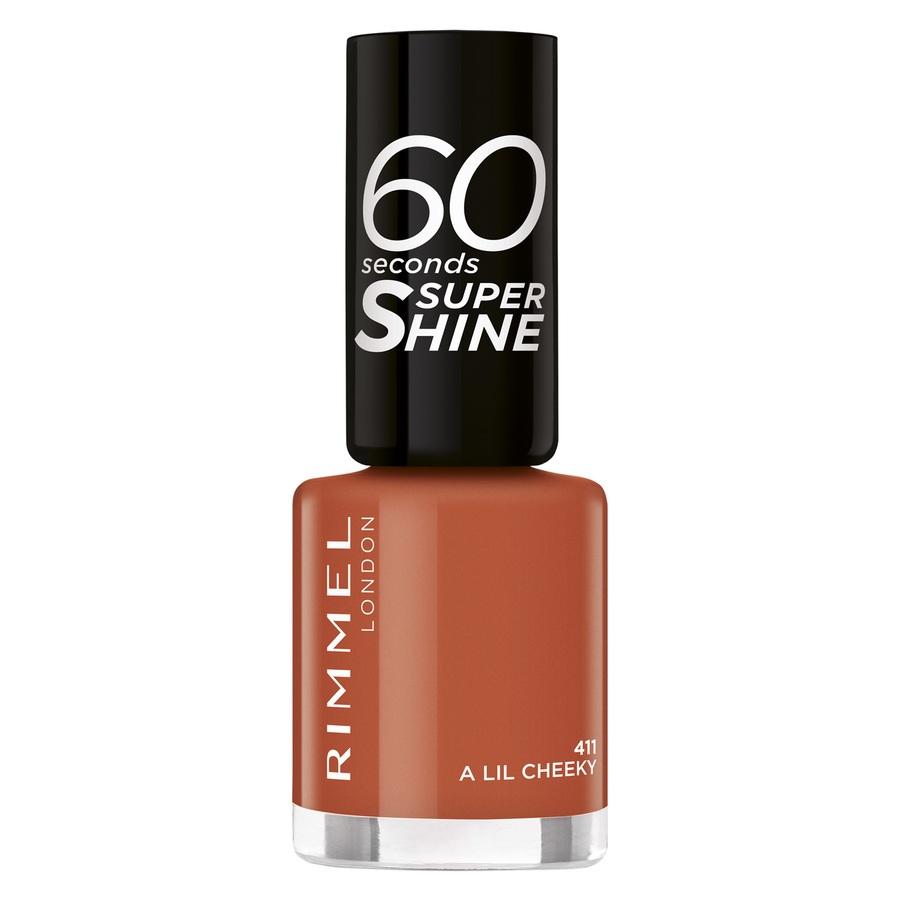 Rimmel London 60 Seconds Super Shine (8ml), 411