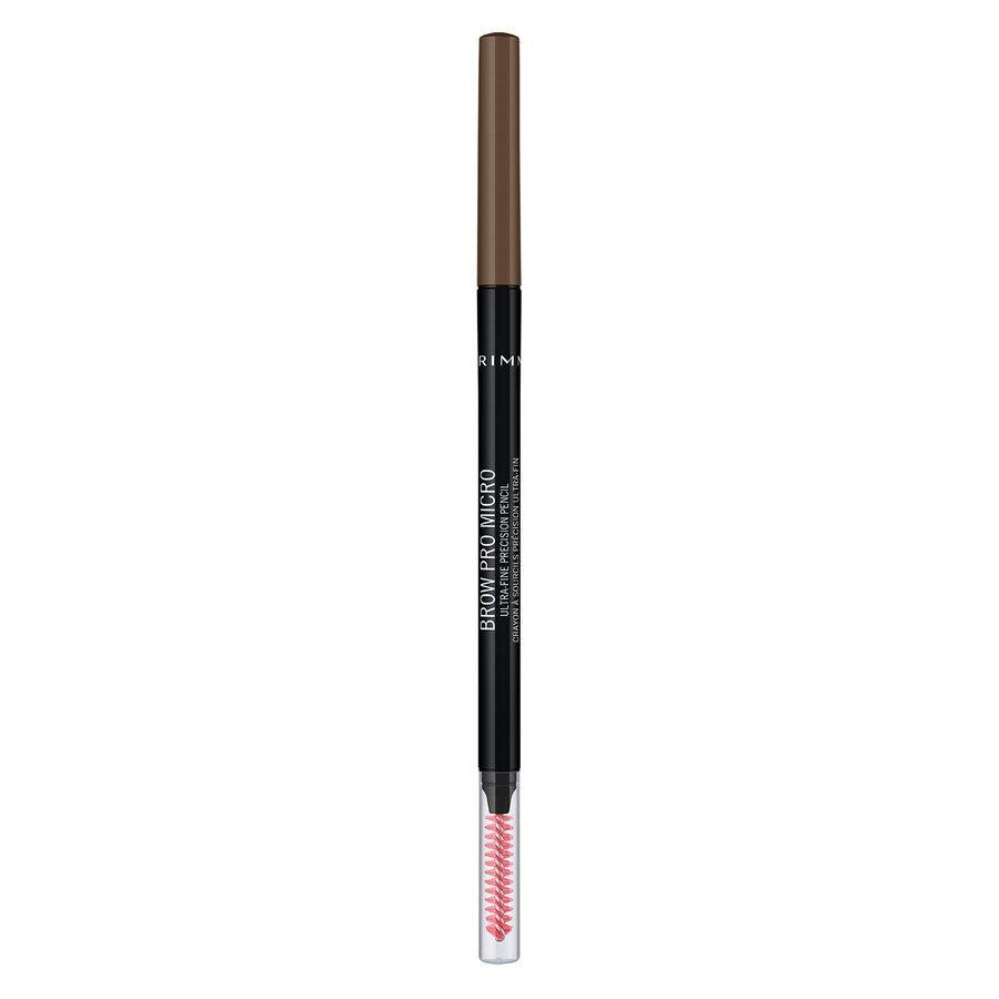 Rimmel London Brow Pro Micro Ultra-Fine Precision Pencil (0.9 g) ─ #002 Brown