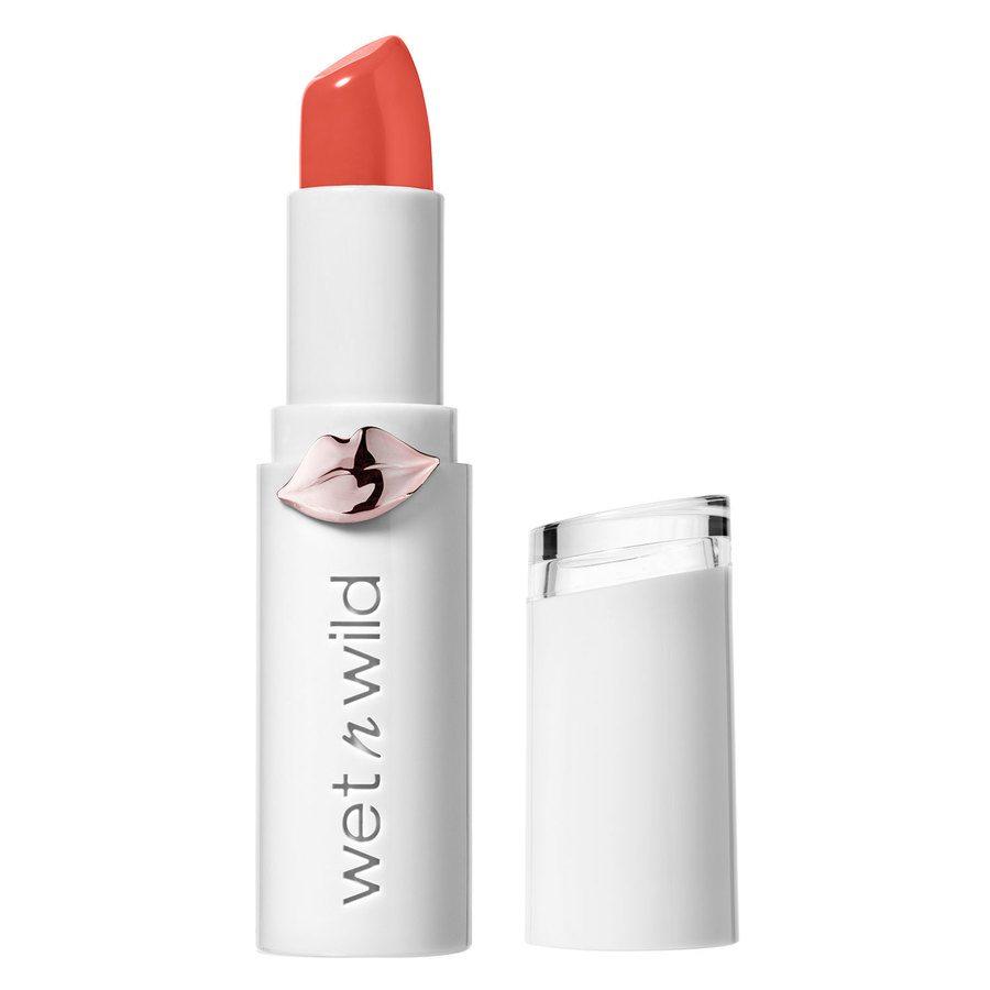 Wet'n Wild MegaLast Lipstick, Bellini Overflow (Shine Finish)