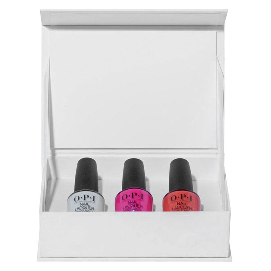 OPI Mexico City Nail Lacquer Trio Pack (3 x 3,75 ml)