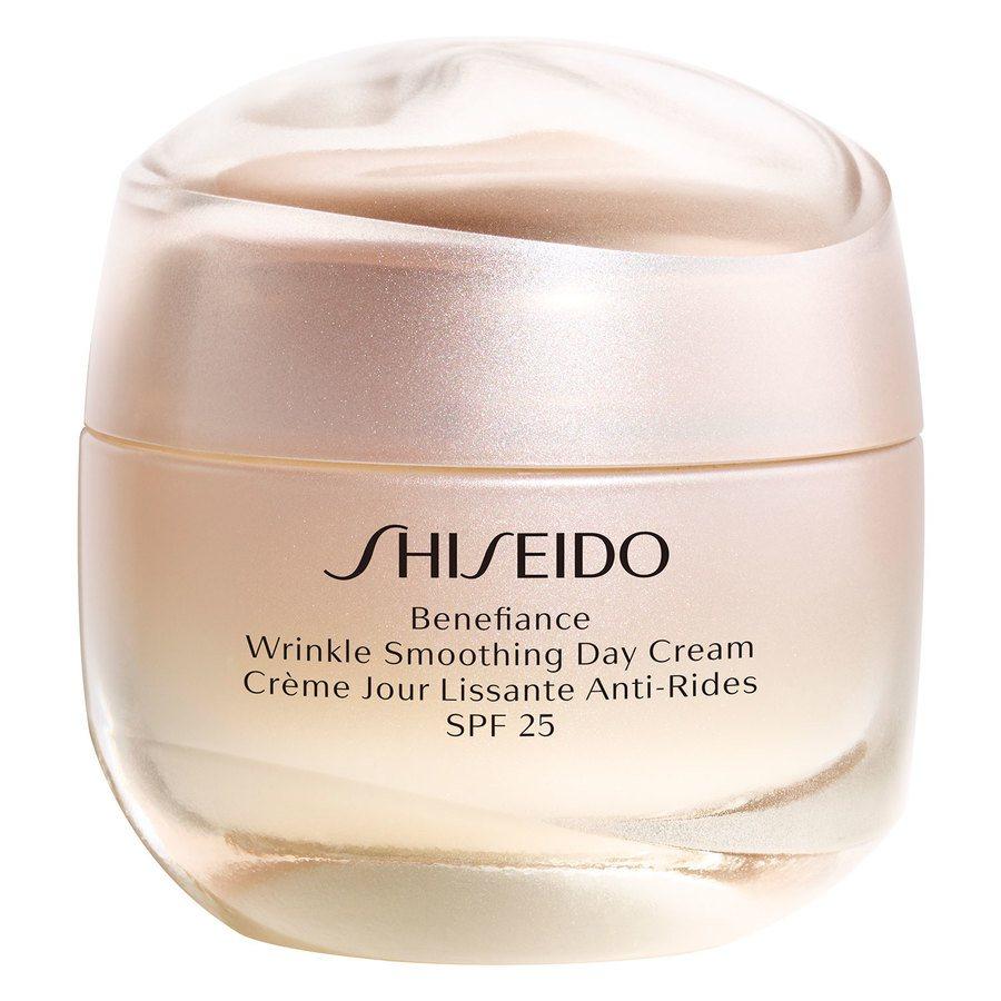 Shiseido Benefiance Wrinkle Smoothing Day Cream SPF25 (50 ml)