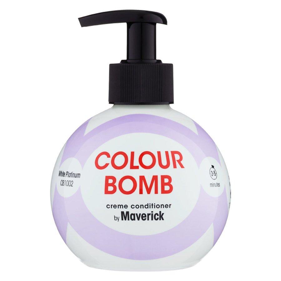 Colour Bomb, White Platinum (250 ml)