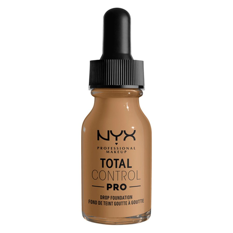 NYX Professional Makeup Total Control Pro Drop Foundation 13ml, Golden