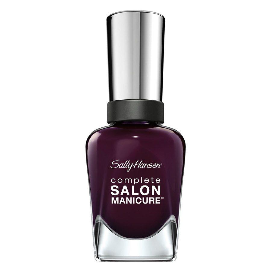 Sally Hansen Complete Salon Manicure 3.0 #660 Pat On The Black (14,7 ml)