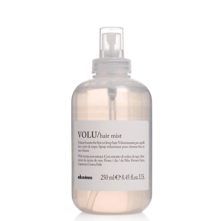 Lakier nadający objętość do włosów słabych Davines VOLU Volume Boosting Moisturizing Mist 250 ml