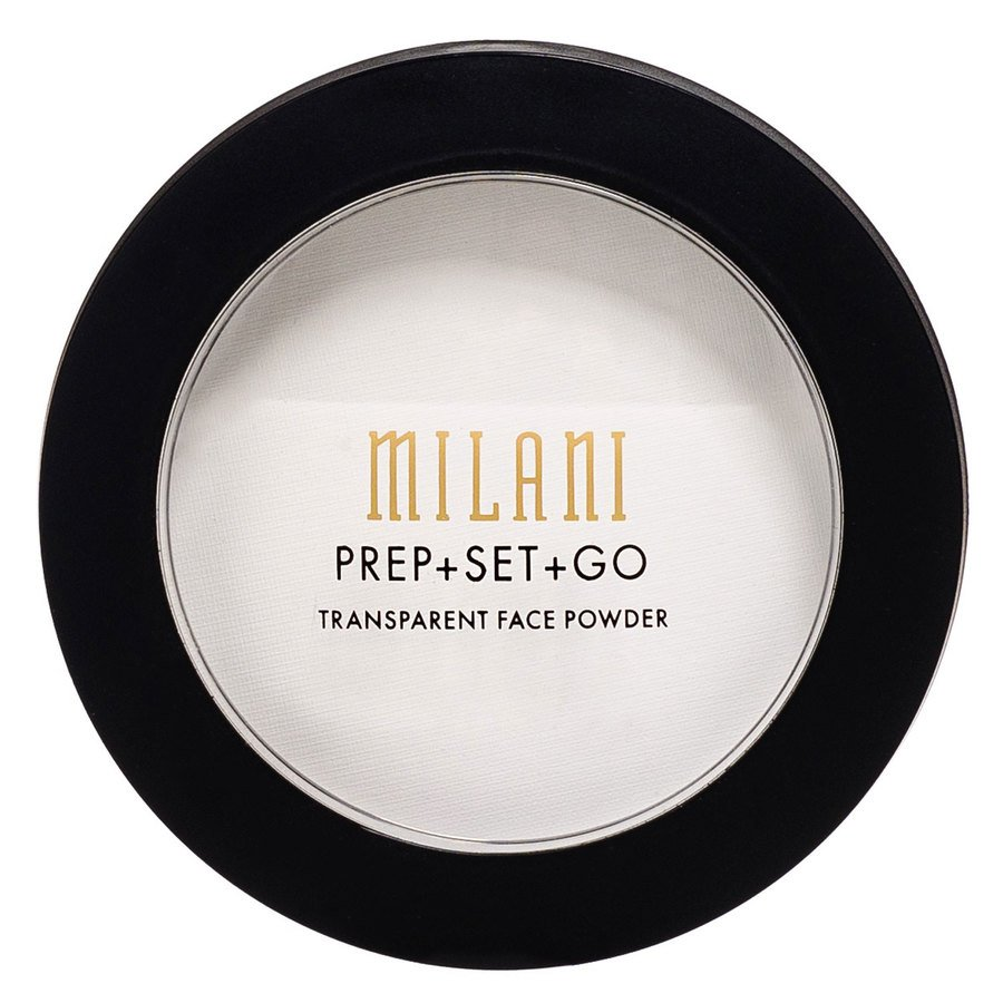 Milani Prep + Set + Go Transparent Face Powder 7g