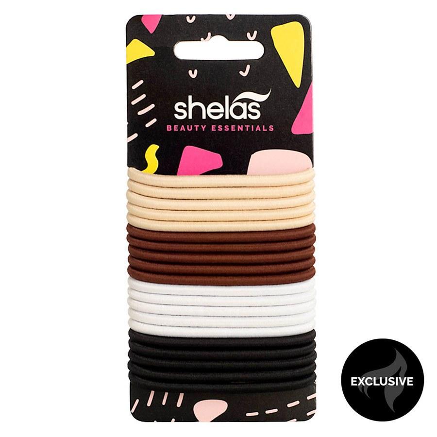 Shelas Elastic Hair Tie (20szt.)